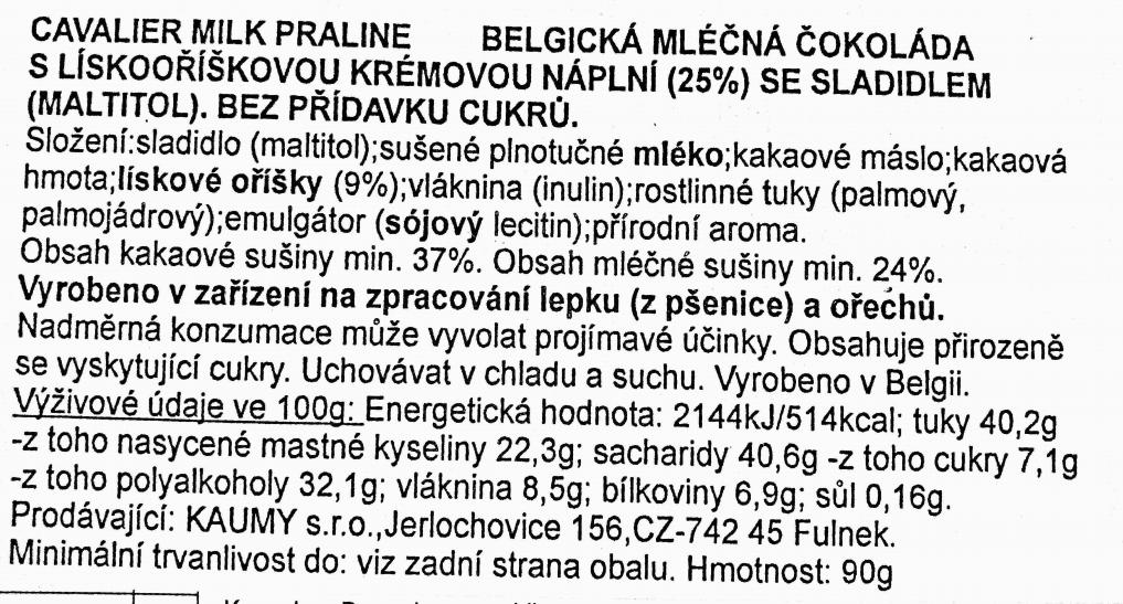 Cokolada_maltitol_milk-praline